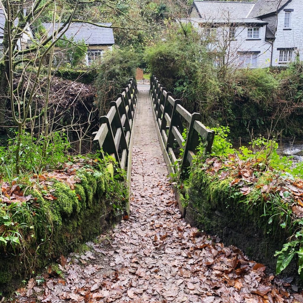 Rockford Bridge - Primrose Cottage Exmoor