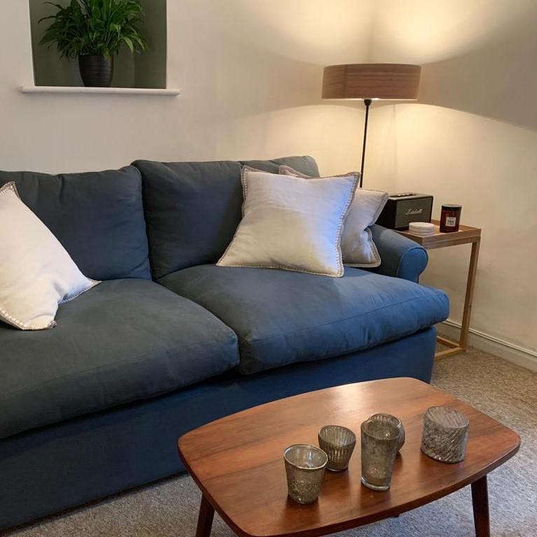Living Room - Primrose Cottage Exmoor