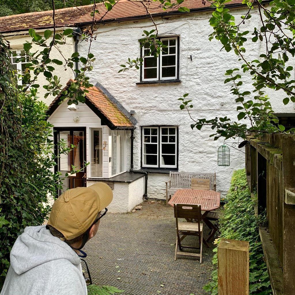 Simon and Primrose Cottage Exmoor