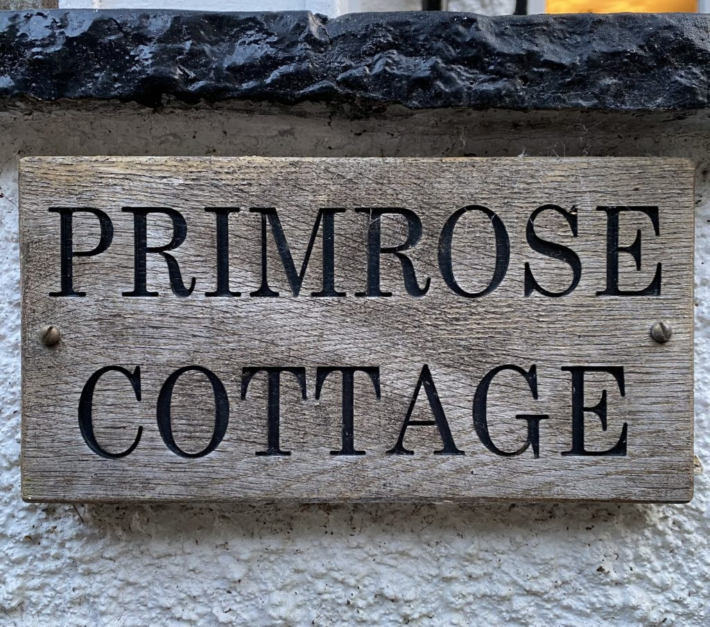 Primrose Cottage Exmoor